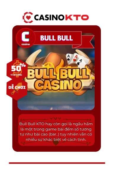 casino kto - bài bull bull