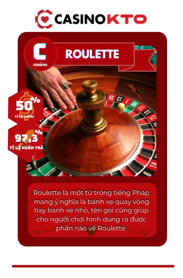 Casino KTO - Roulette