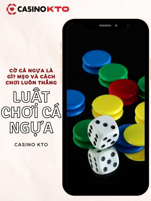 Casino KTO giải thích tới bạn Luật chơi Cá ngựa