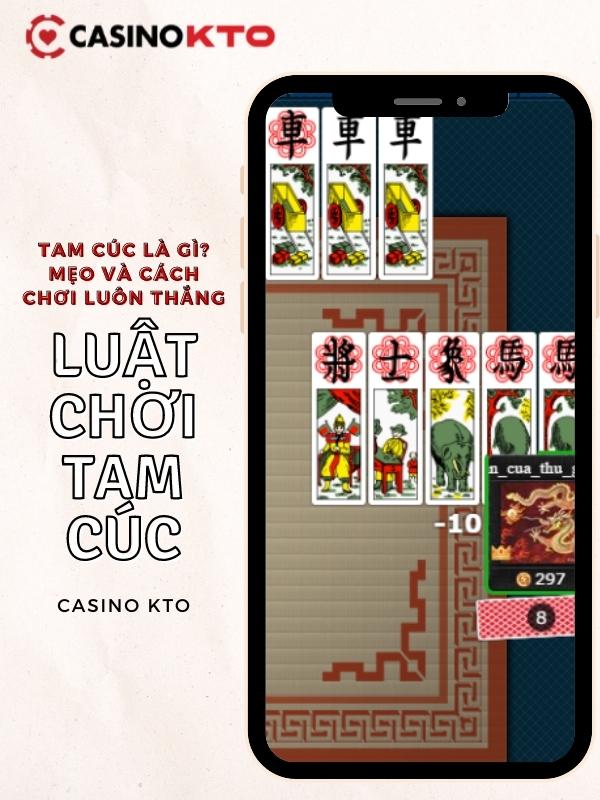 KTO Casino chia sẽ về Luật chơi Tam Cúc